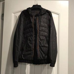 Lululemon Black Camo Jacket